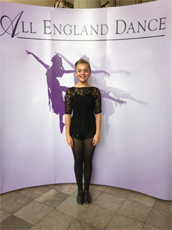 Very well done to Ruby for performing her tap modern character and song and dance solos, Honours for Tap super results xxx