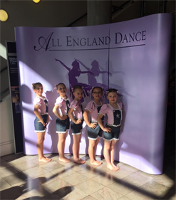 Congratulations to Cotton Eye Joe Group for dancing so beautifully xxx