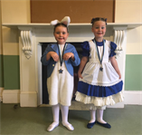 Congratulations to Lola and Kiera for dancing your character solos so beautifully xxx