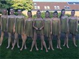Very well done to the Senior Modern Group for winning GOLD for their Group dance and also winning the Trophy for most memorable dance xxx