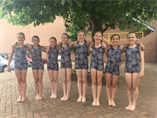 Congratulations to the Hocus Pocus Group for winning GOLD, Fantastic results girls xxx