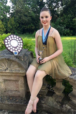 Very well done to Jessica in her last dance competition, Gold for Ballet, Tap, Song, Character and Lyrical and Silver in Modern, Super results  xxx
