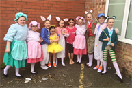 Congratulations to all the girls in The Beatrix Potter Group for winning BRONZE Medals, super results xxx