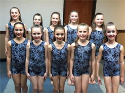 Congratulations to Hocus Pocus Group for being placed 4th, super dancing from all the girls xxx