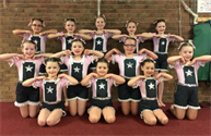 Congratulations to our Junior Cabaret Group Cotton Eye Joe for dancing so beautifully xxx