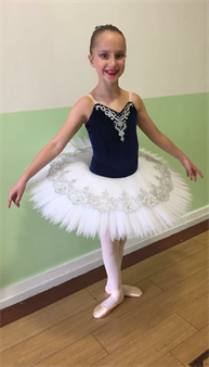 Very well done to Darcey for getting lovely marks and comments in your solos xxx